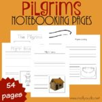 Pilgrims Notebooking Pages