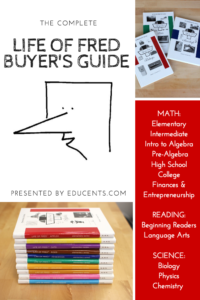 """Have you heard of the """"Life of Fred"""" products? They have Math, Science, Reading and Language Arts for all ages!! This Buyers Guide will help you wade through their products! :: www.inallyoudo.net"""