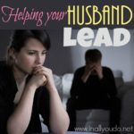 Helping Your Husband Lead