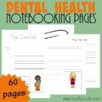 Dental Health Notebooking Pages