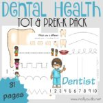 Dental Health Tot & PreK-K Pack