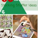 Educational Stocking Stuffers