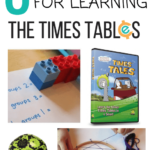 8 Ways to Make Learning Multiplication Tables Fun