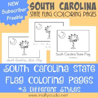 Across the USA in 31 Days: South Carolina