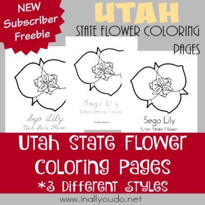 Across the USA in 31 Days: Utah