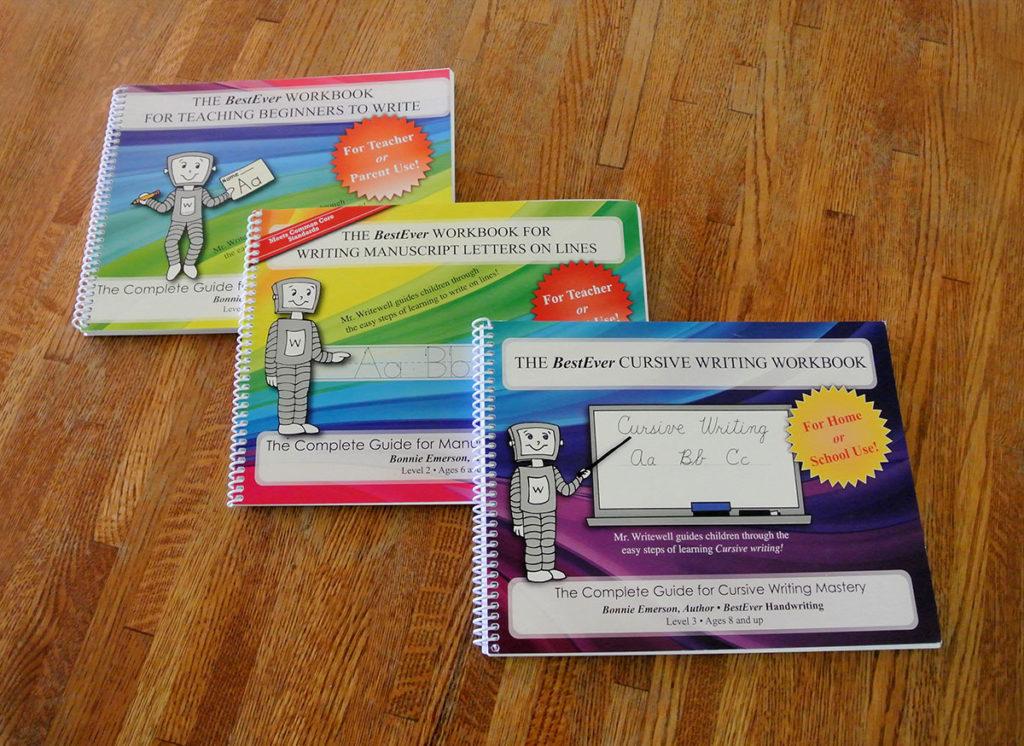BestEver-Write-Workbook-Series