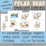 Life of a Polar Bear Emergent Readers