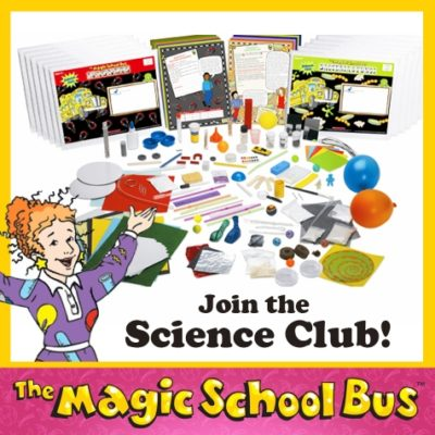 No more stressing over science experiments or making sure you have everything. Science can be FUN, Educational and easy with the Magic School Bus Science Club. :: www.inallyoudo.net
