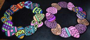 Easter-Egg-Wreath-Craft
