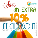 LIMITED TIME SALE at Educents!! Ends 3/24/16