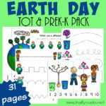 Earth Day Tot & PreK-K Pack