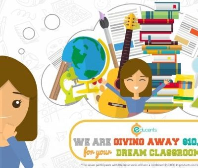 Win Your Own Dream Classroom!!