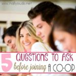 5 Questions to Ask Before Joining a Co-op