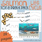 Salmon Life Cycle Tot & PreK-K Pack