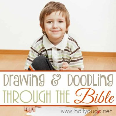 Drawing & Doodling Through the Bible