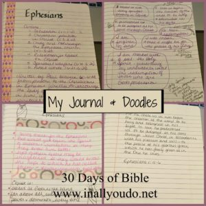My Journal & Doodles
