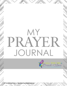 Prayer Journal IAYD-1