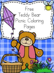 teddy-bear-picnic-coloring-pages