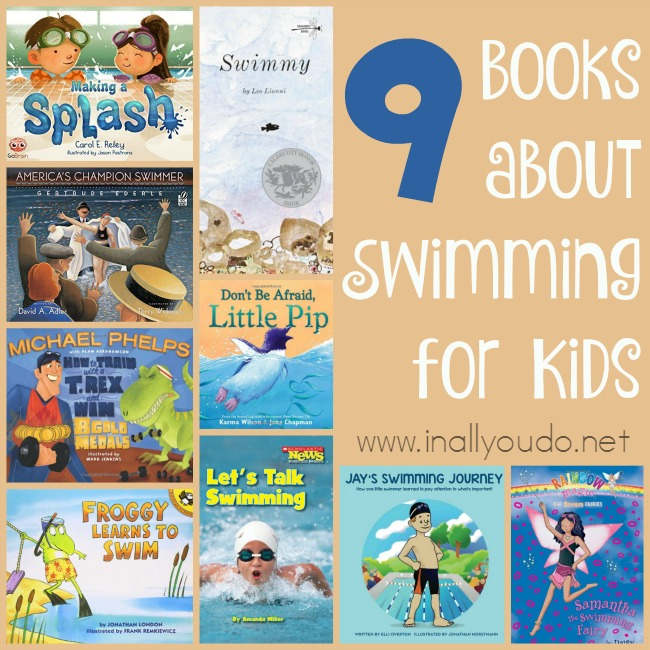 Summer is the perfect time for water and swimming. Take some time to work on the little ones' reading skills with these fun Splish-Splash Emergent Readers! :: www.inallyoudo.net