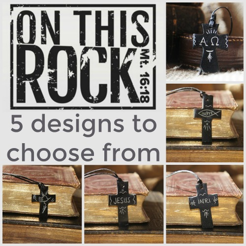 What you wear is just as much a witness as your personal life. Make a difference this Christmas with the gift of a Serpentine Stone necklace from Logos Trading Post. :: www.inallyoudo.net