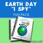 """Earth Day """"I Spy"""" Fun Pack"""