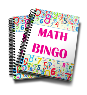 Math BINGO Game Pack