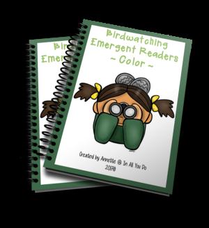 Birdwatching Emergent Readers