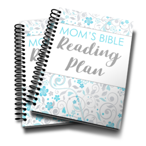 Do you struggle with reading the Bible consistently? The Mom's Bible Reading Plan is designed to help you become more consistent and help you love God's Word in a way you never thought possible. {free printable} :: www.inallyoudo.net