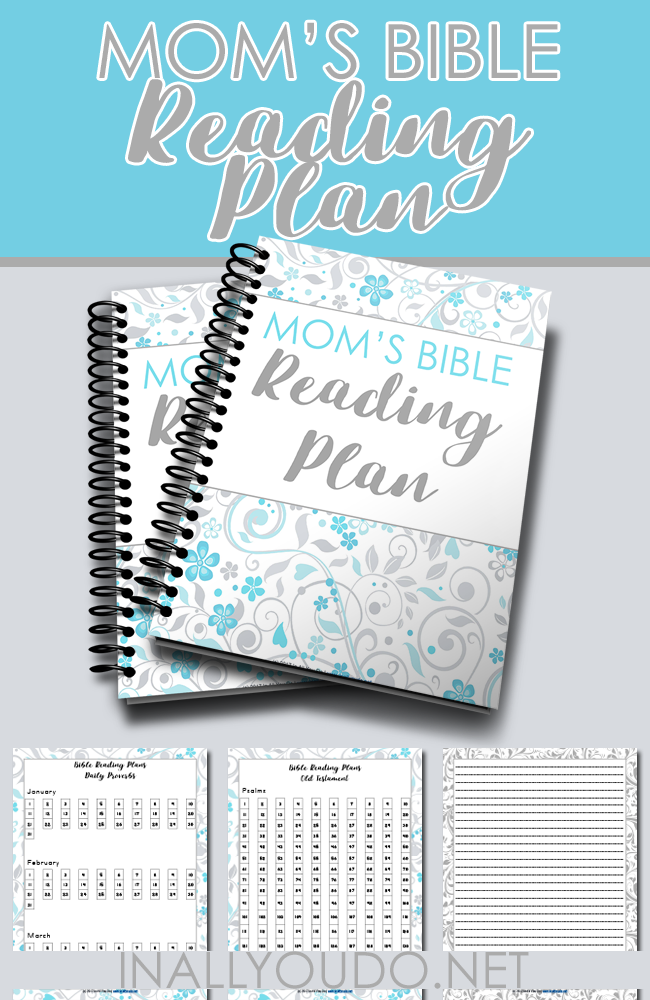 photograph relating to Printable Bible Reading Plan for Beginners identified as Mothers Bible Examining Method cost-free printable - Within All By yourself Do