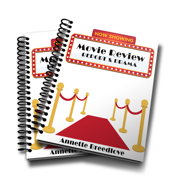 Turn movies into schoolwork with this fun Movie Review Report & Drama Pack. This 18-page pack includes a summary page, break down of the movie, cause & effect, compare & contrast, a vocabulary definition page, creative writing prompts and much more! :: www.inallyoudo.net