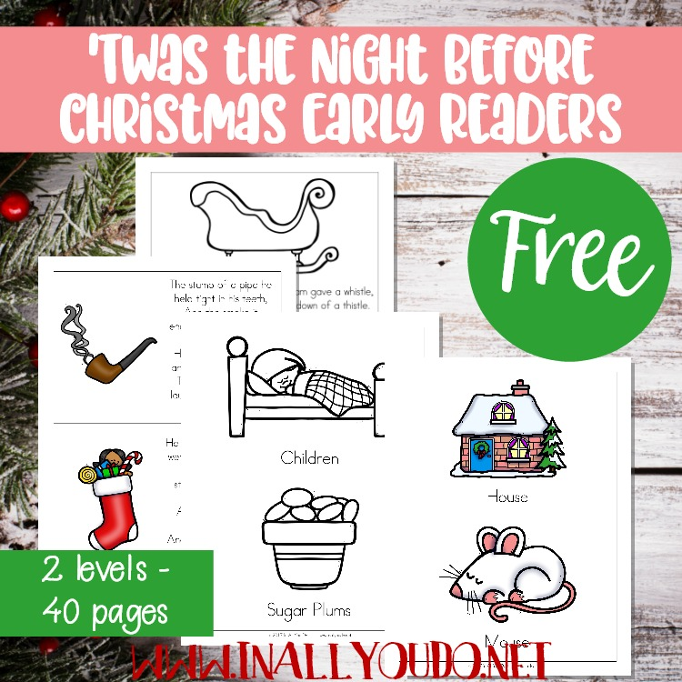 Famous Christmas Poems.Twas The Night Before Christmas Readers In All You Do