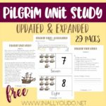 Pilgrim Unit Study – Updated & Expanded