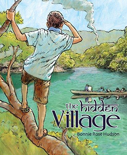 The Hidden Village by Bonnie Rose Hudson