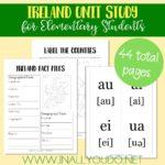 Ireland Unit Study