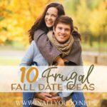 10 Frugal Fall Date Ideas