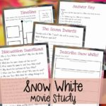 Snow White Movie Study