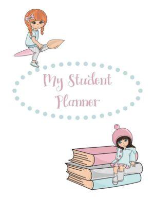 Elementary Student Planner – Girl