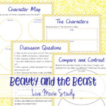 "Movie Study – Beauty and the Beast ""LIVE"" Version"