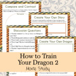 How to Train Your Dragon 2 Movie Study