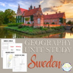 Printable Geography Unit Study – Sweden