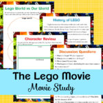 """LEGO Movie"" Themed Movie Study"