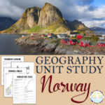 Norway: Our Final Stop in Northern Europe with Printable Unit Study