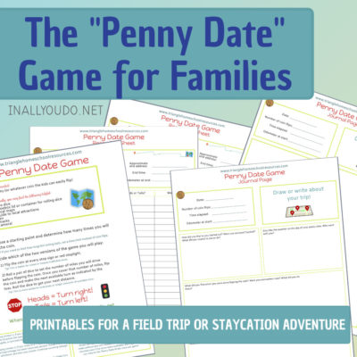 Penny Date Adventure Game