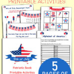 Activities to Get Kids Talking about Patriotic Books