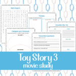 Toy Story 3 – Movie Study Activity Pack