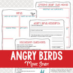 Get Creative with this Angry Birds Movie Study