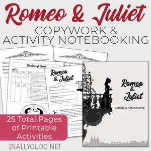 Romeo & Juliet MEGA Printable Pack